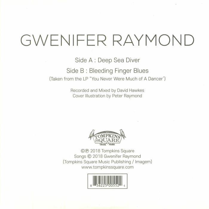 RAYMOND, Gwenifer - Deep Sea Diver