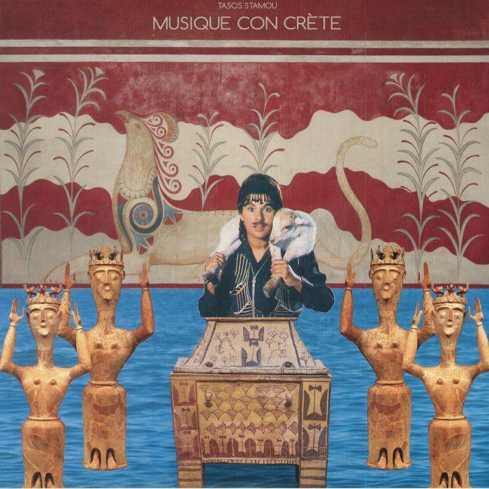 STAMOU, Tasos - Musique Con Crete