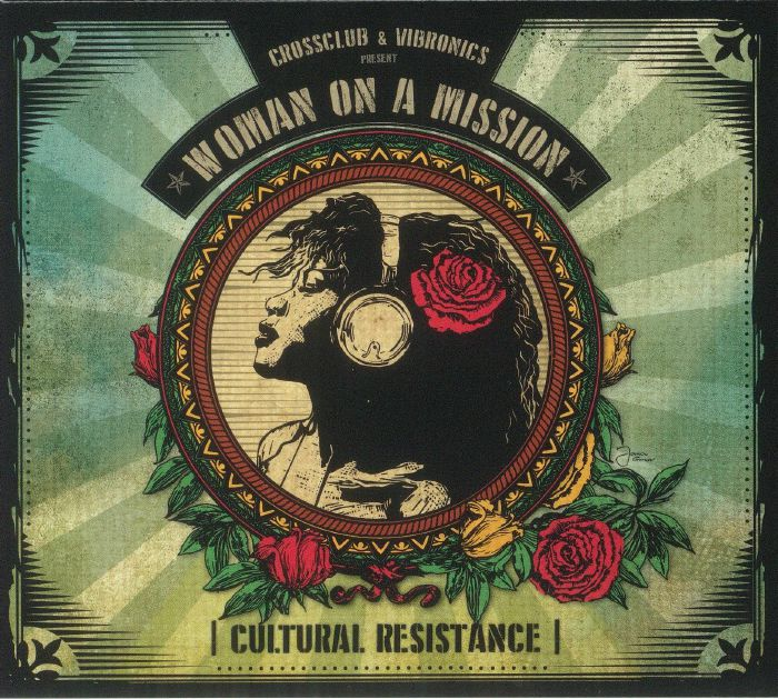 VIBRONICS/VARIOUS - Woman On A Mission