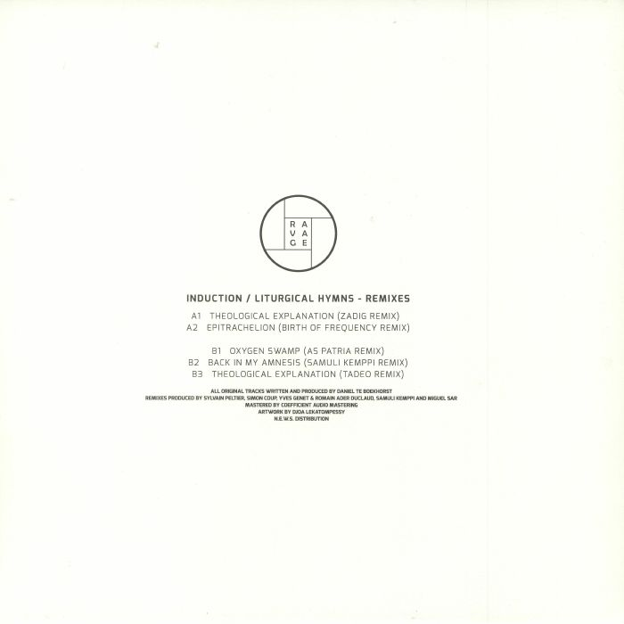 INDUCTION - Liturgical Hymns Remixes