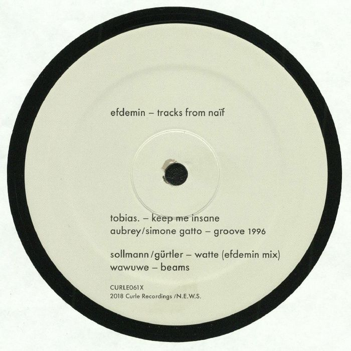 TOBIAS/AUBREY/SIMONE GATTO/SOLLMANN/GURTLER/WAWUWE - Tracks From Naif