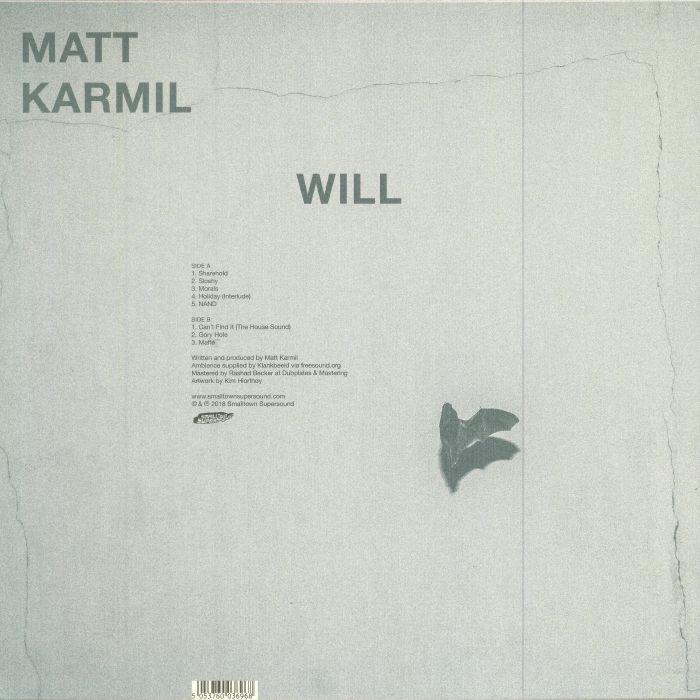 KARMIL, Matt - Will