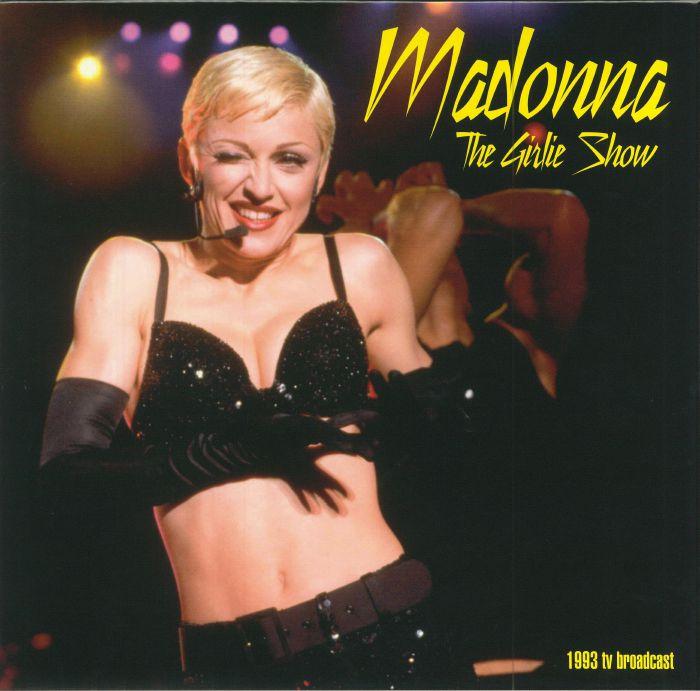 MADONNA - The Girlie Show: 1993 TV Broadcast