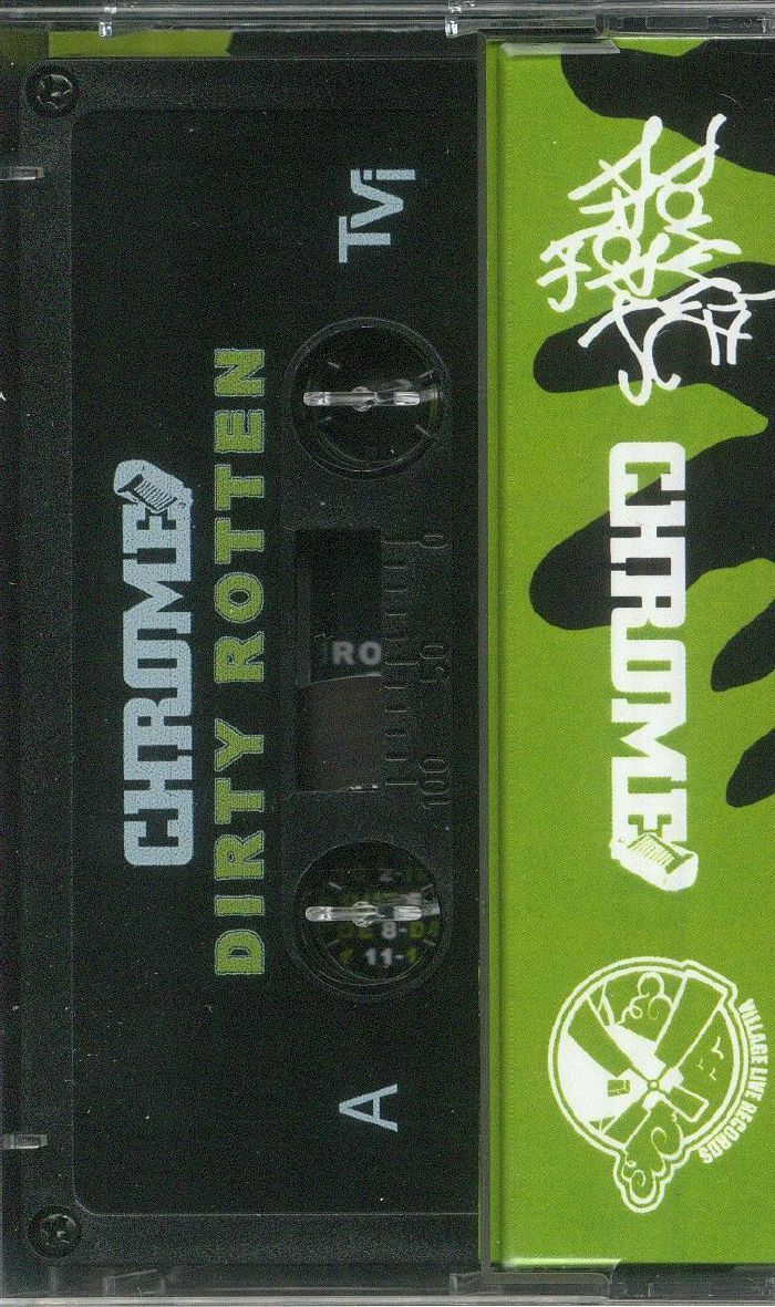 CHROME/DONNIE PROPA - Dirty Rotten Mixtape