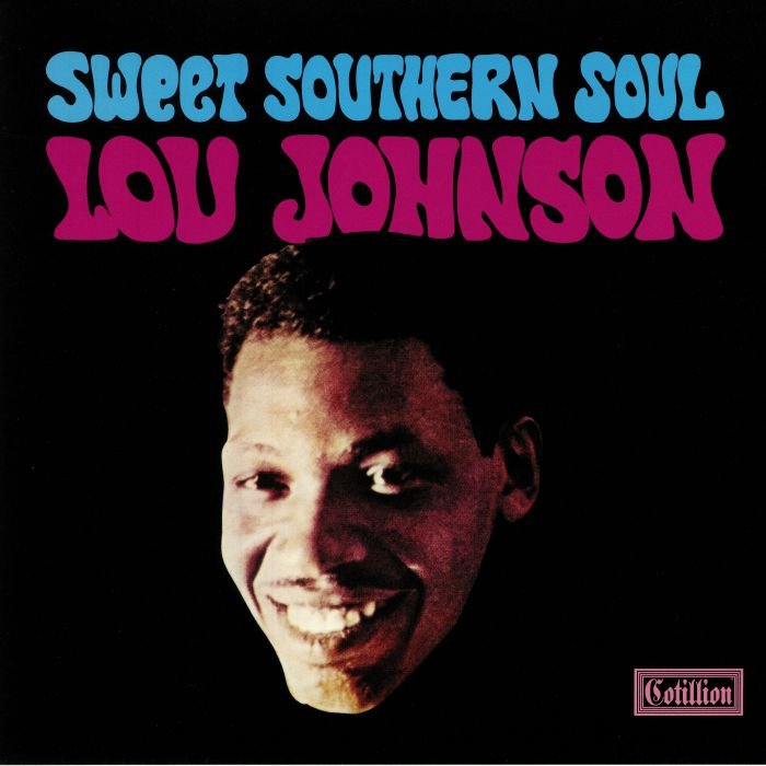 JOHNSON, Lou - Sweet Southern Soul (reissue)
