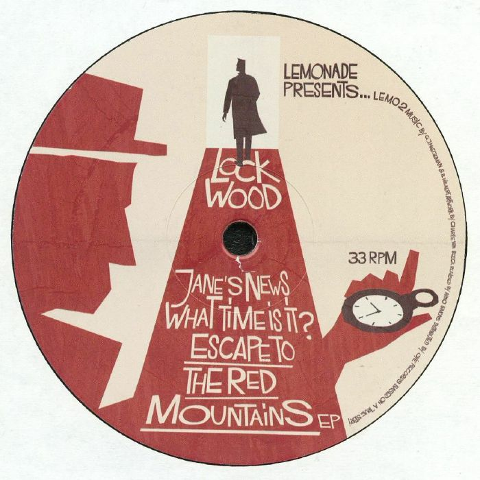 VARIOUS - Escape To The Red Mountains EP/Who The Fuck Is Cup Of Tea? LP