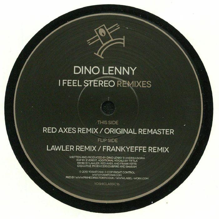 LENNY, Dino - I Feel Stereo: Remixes