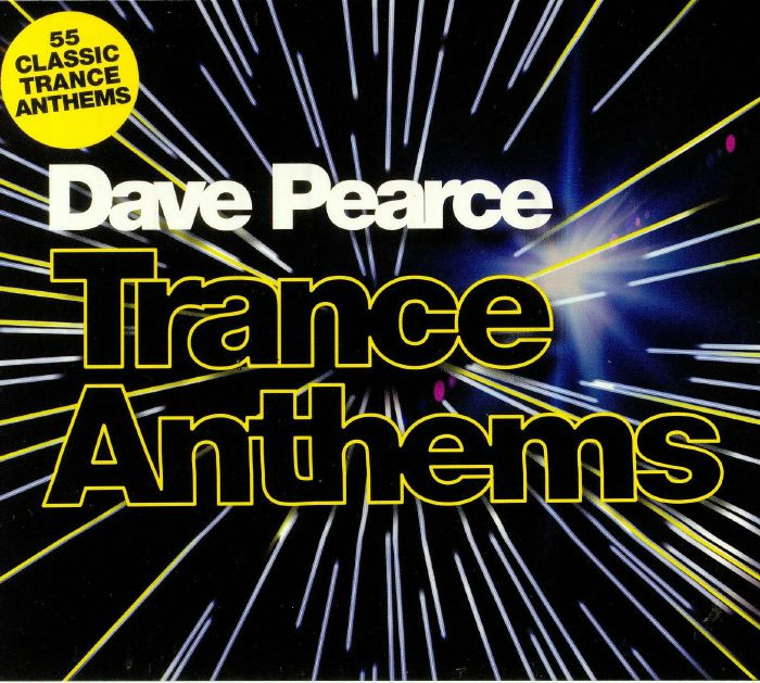 PEARCE, Dave/VARIOUS - Dave Pearce Trance Anthems