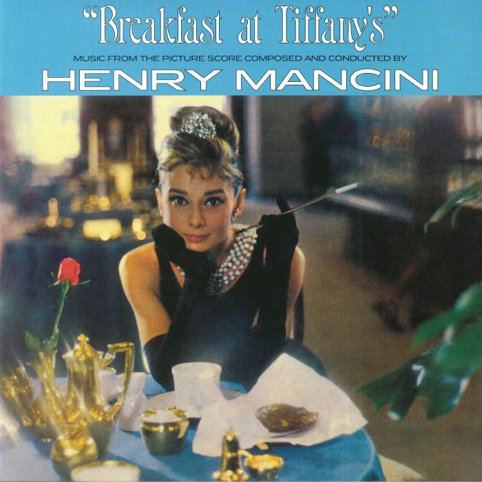 MANCINI, Henry - Breakfast At Tiffany's (Soundtrack)