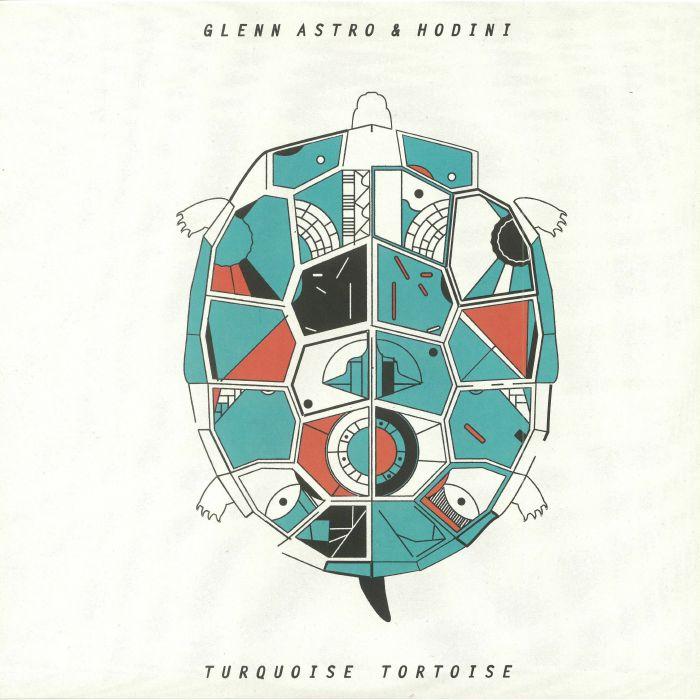 ASTRO, Glenn/HODINI - Turquoise Tortoise