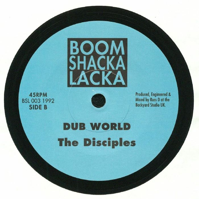 DISCIPLES, The - This World