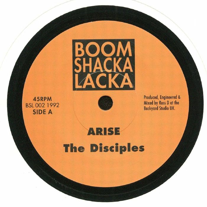 DISCIPLES, The - Arise