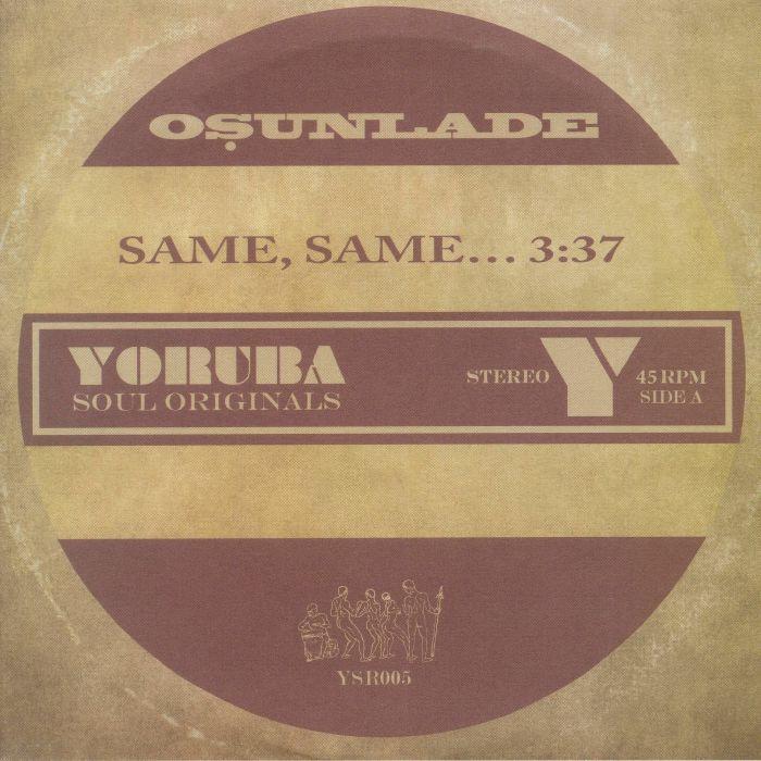 OSUNLADE - Same Same (Record Store Day 2018)