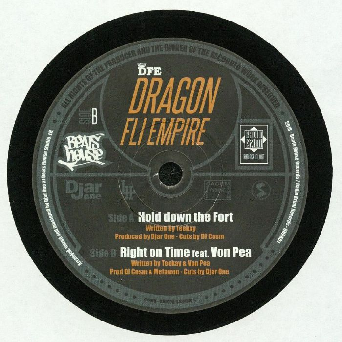 DRAGON FLI EMPIRE - Hold Down The Fort