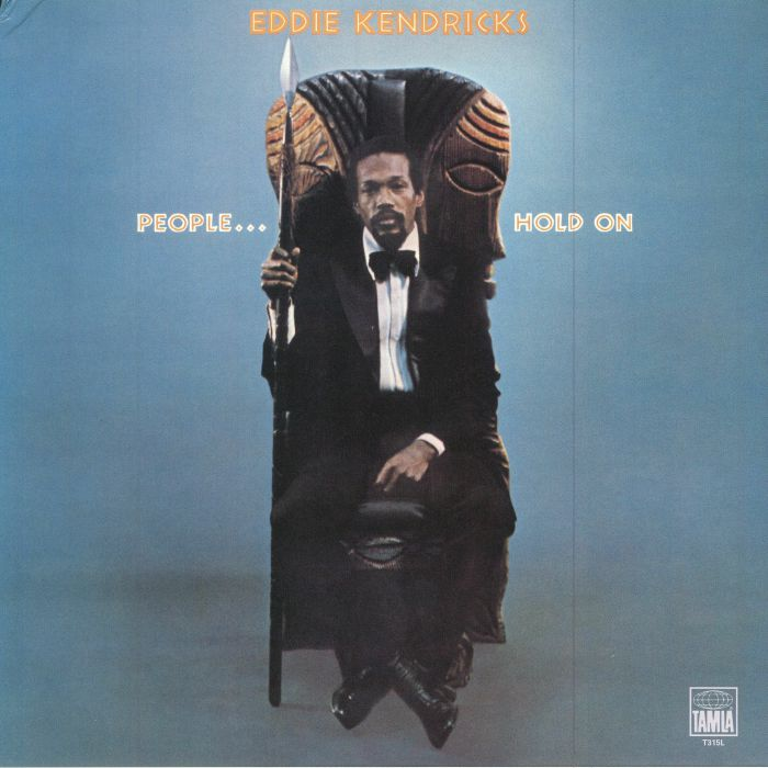 KENDRICKS, Eddie - People Hold On (reissue)