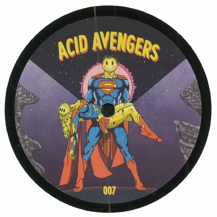 DRVG CVLTVRE/FALLBEIL - Acid Avengers 007