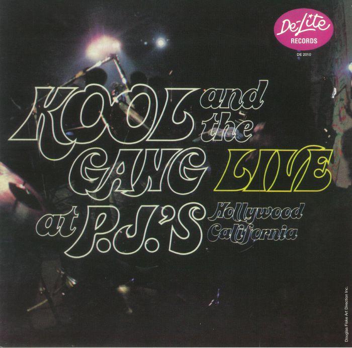 KOOL & THE GANG - Live At PJ's