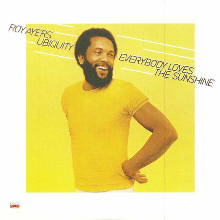 ROY AYERS UBIQUITY - Everybody Loves The Sunshine (reissue)