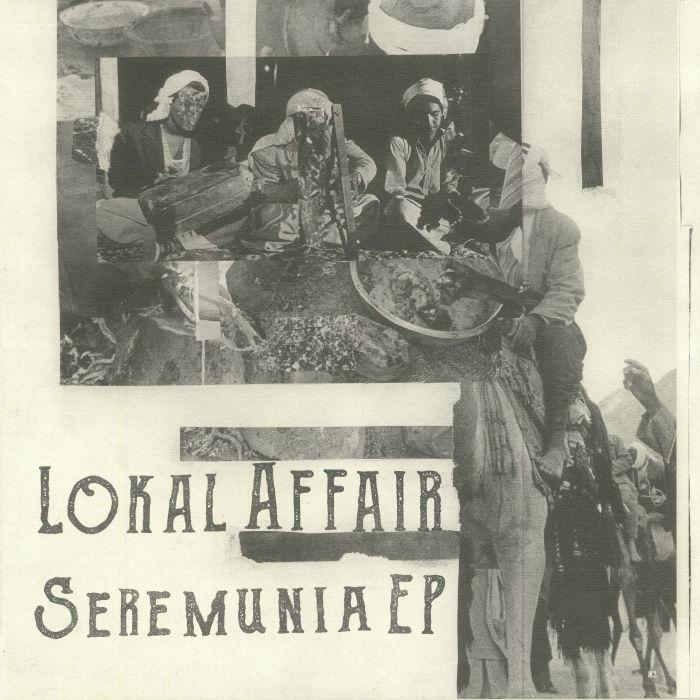LOKAL AFFAIR - Seremunia EP