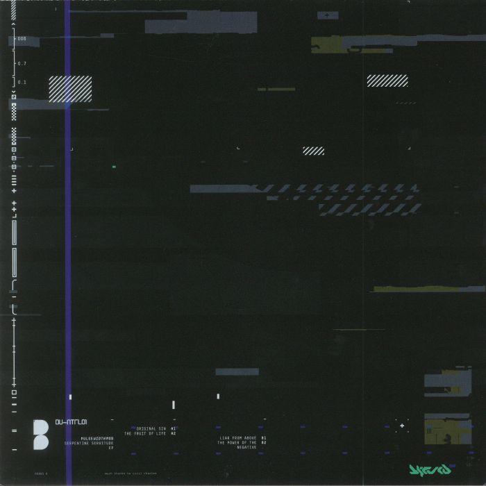 PULSEWIDTHMOD - Serpentine Servitude EP
