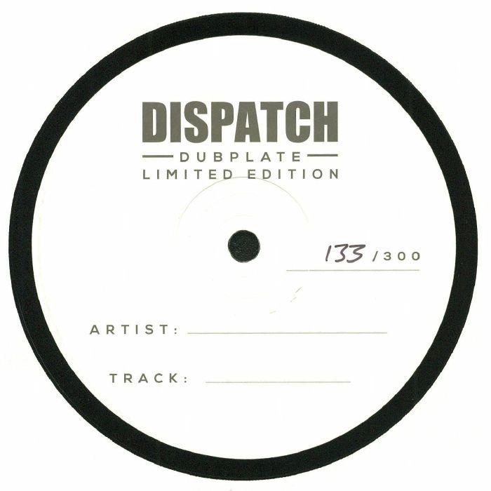 DUB HEAD - Dispatch Dubplate 010