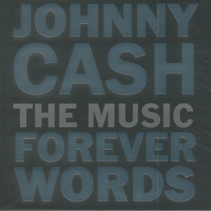 CASH, Johnny/VARIOUS - Johnny Cash: Forever Words