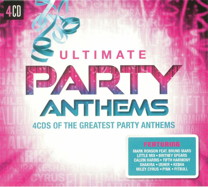 VARIOUS - Ultimate Party Anthems