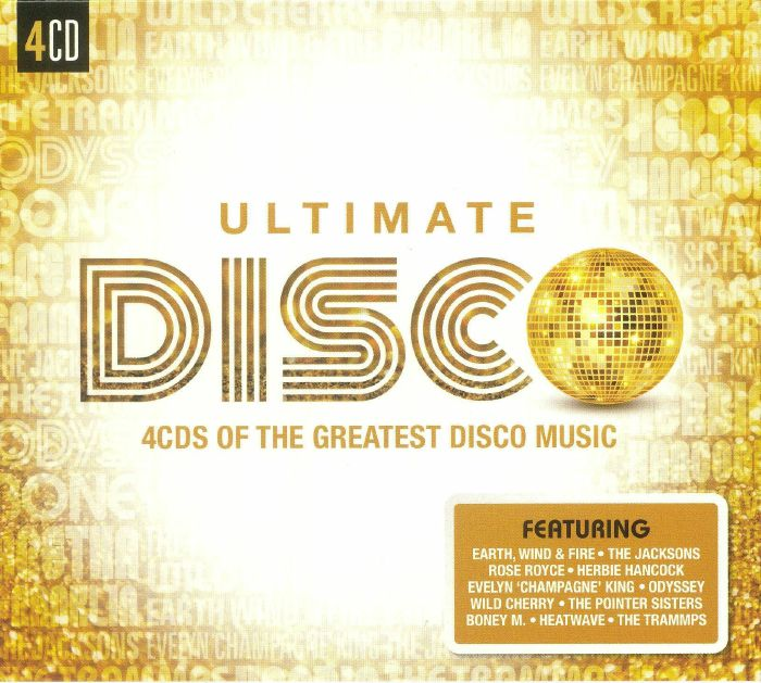 Various Ultimate Disco Vinyl At Juno Records