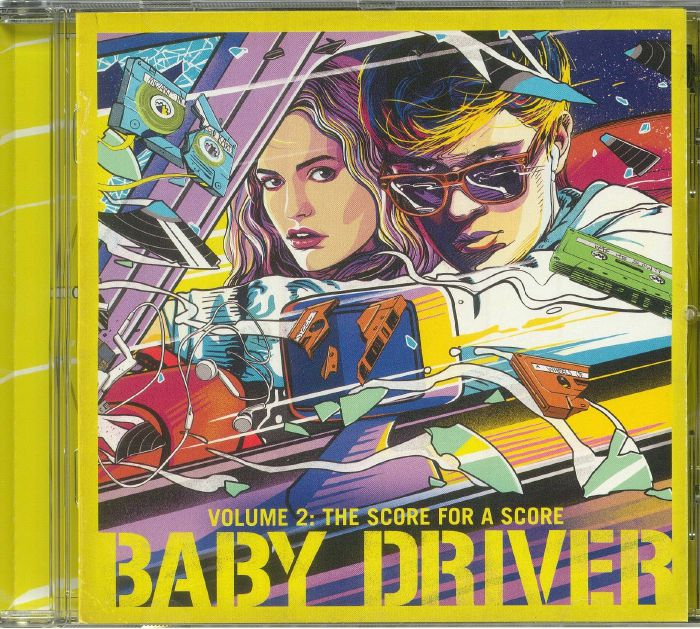 VARIOUS - Baby Driver Vol 2: The Score For A Score (Soundtrack)