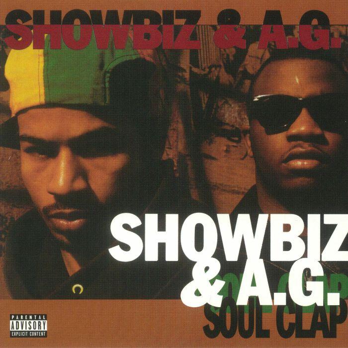 SHOWBIZ & AG - Soul Clap (Record Store Day 2018)