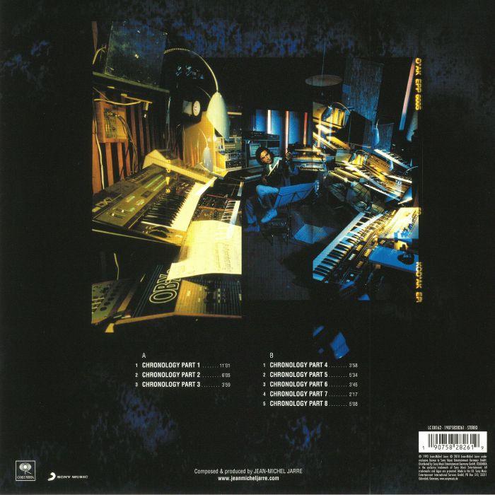 JARRE, Jean Michel - Chronology (reissue)