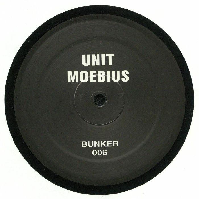 UNIT MOEBIUS - BUNKER 006 (reissue)