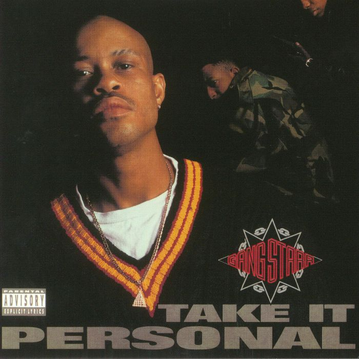 GANG STARR - Take It Personal (Record Store Day 2018)