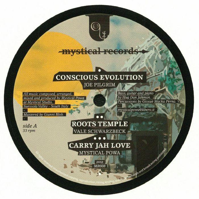 PILGRIM, Joe/VALE SCHWARZBECK/MYSTICAL POWA/IYAH RANKS/SIS JANE WARRIAH - Conscious Evolution