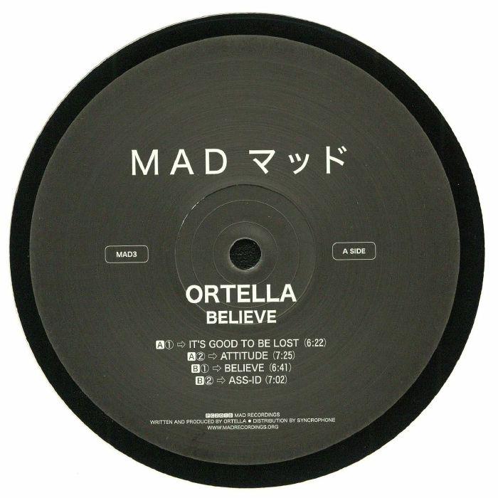 ORTELLA - Believe