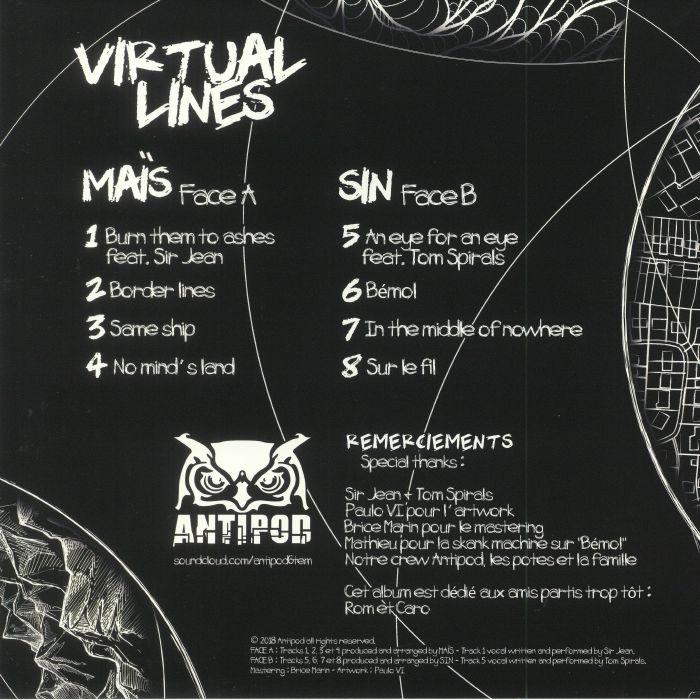MAIS/SIN - Virtual Lines