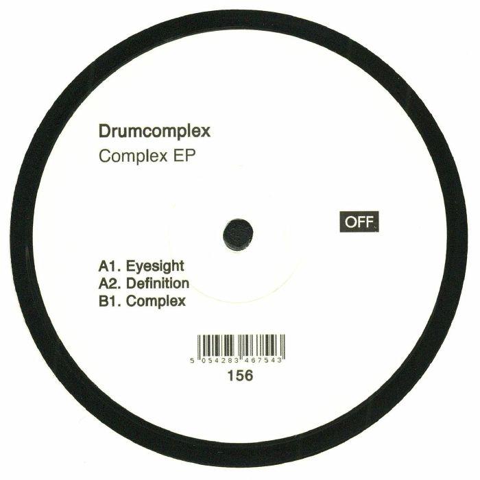 DRUMCOMPLEX - Complex EP