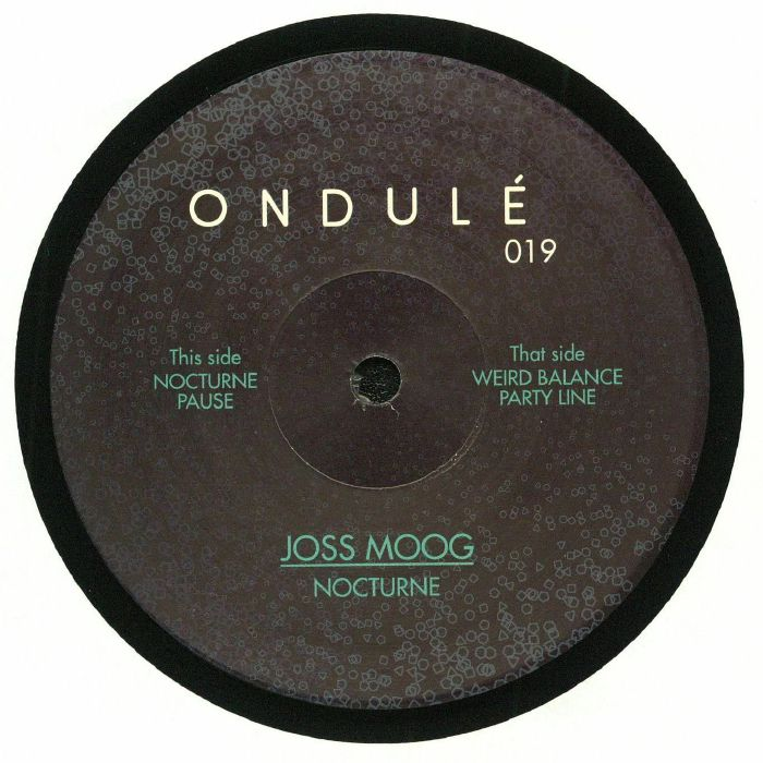 MOOG, Joss - Nocturne