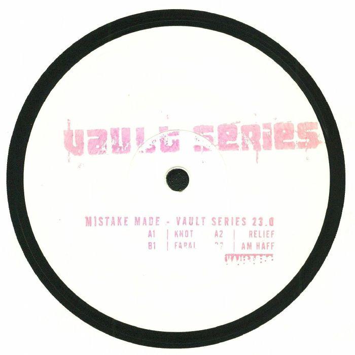MISTAKE MADE - Vault Series 23.0