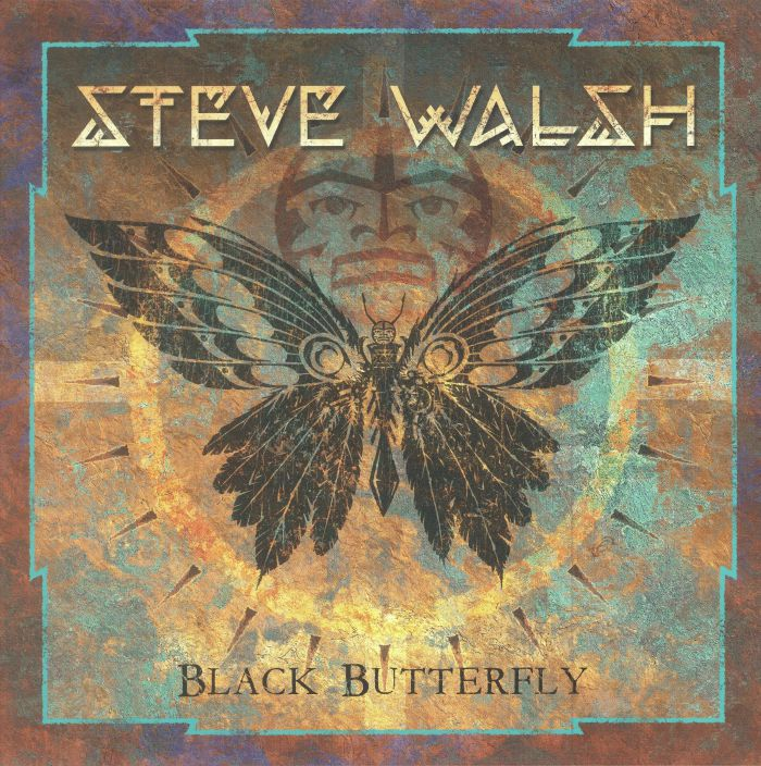 WALSH, Steve - Black Butterfly