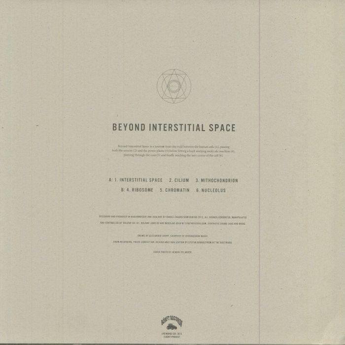 FAGERSTROM, Daniel - Synthesator Vol 4: Beyond Interstitial Space