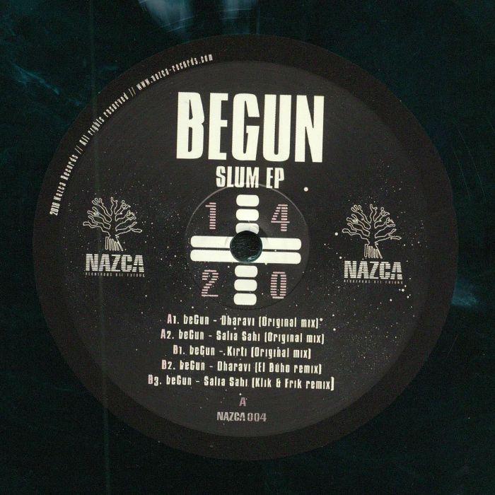 BEGUN - Slum EP