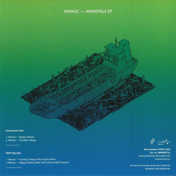 NIEMOC - Mikrofale EP