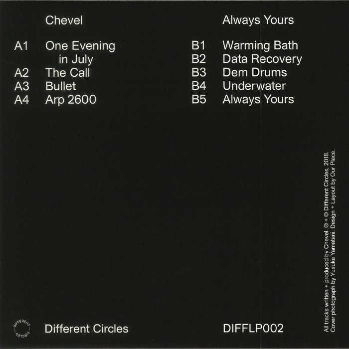 CHEVEL - Always Yours