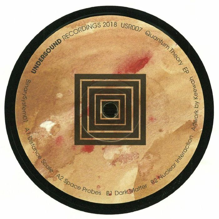 BINARYSYSTEM01 - Quantum Theory EP