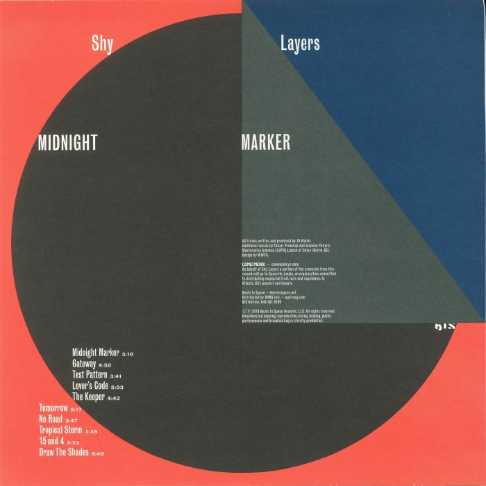 SHY LAYERS - Midnight Marker