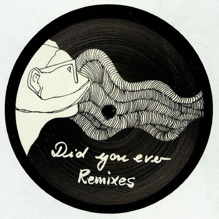 LA LUZ, Daniela - Did You Ever Remixes
