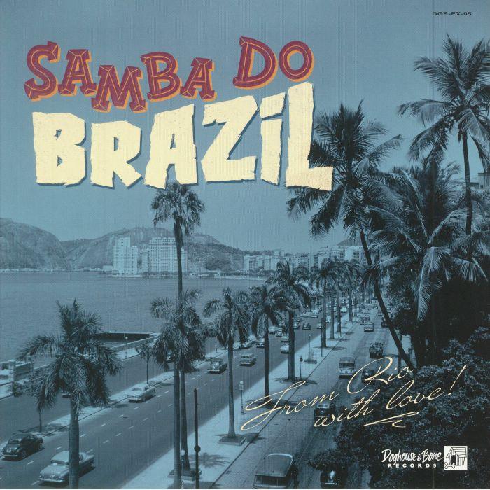 VARIOUS - Samba Do Brazil