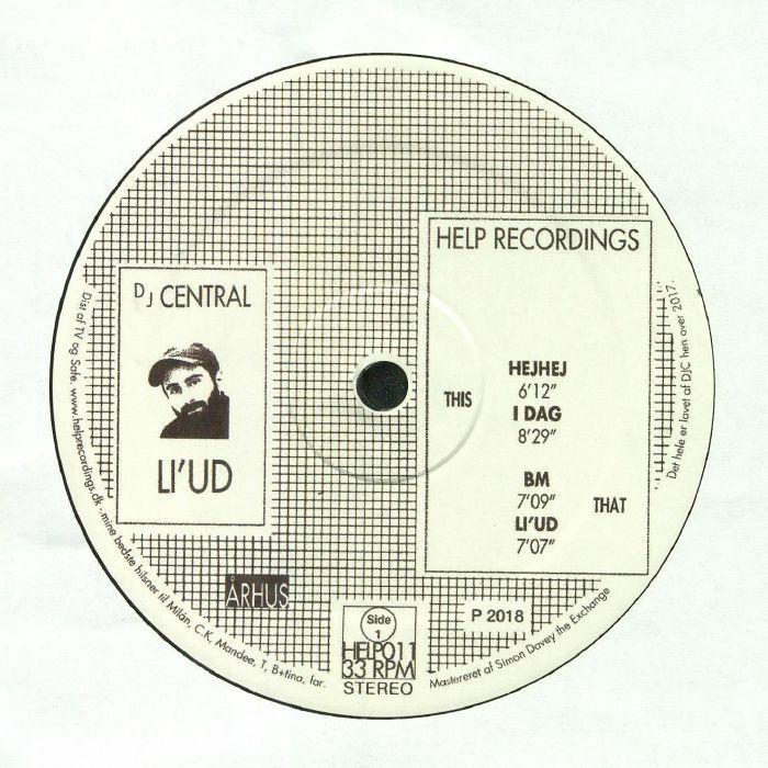 DJ CENTRAL - Li'ud