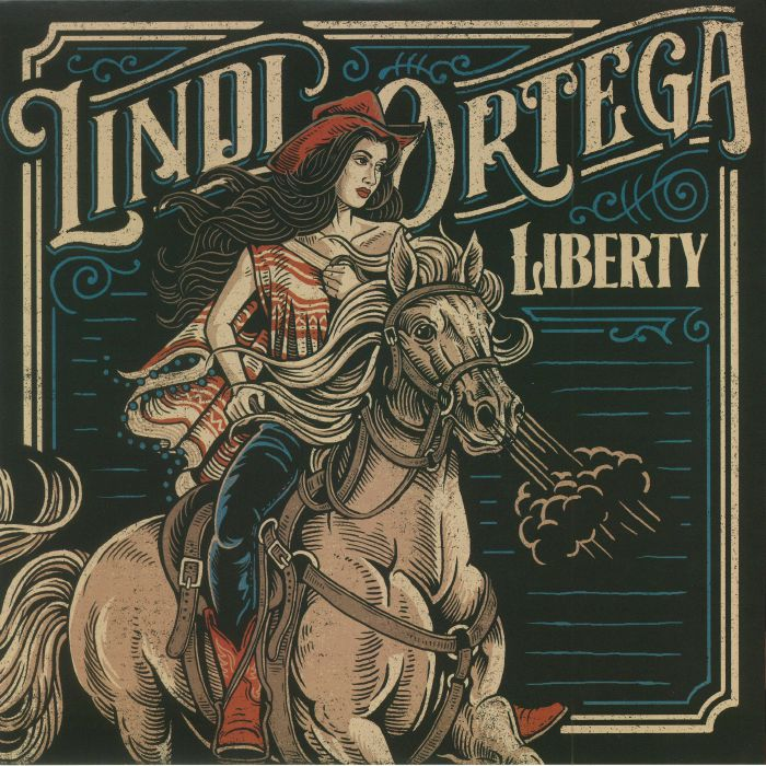 ORTEGA, Lindi - Liberty